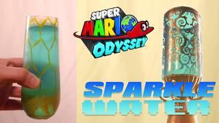 SUPER MARIO ODYSSEY: Sparkle Water DIY