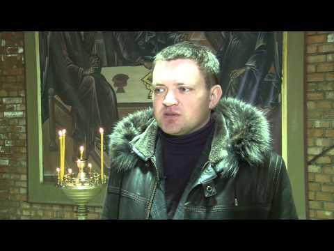 Семистрельная икона Божией Матери в Архангельске