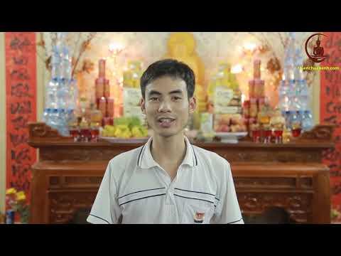 Lớp học Thiền thầy Phúc Thành -  Minh Định đã hết suy nhược cơ thể