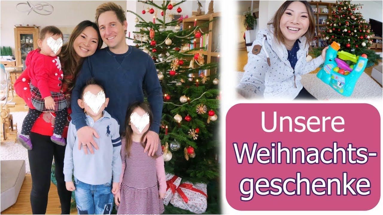 Unsere Weihnachtsgeschenke 😍 Raclette essen mit Freunden | Haushalt ...