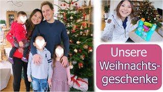 Unsere Weihnachtsgeschenke 😍 Raclette essen mit Freunden | Haushalt machen | Mamiseelen