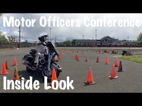 North American Motor Officers Association-NAMOA-2017-Behind the Scenes-VLOG 47