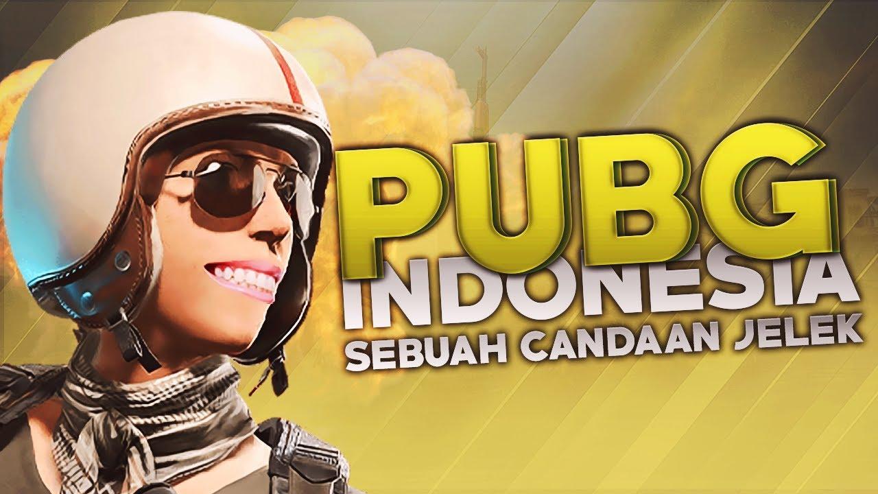 PUBG Indonesia - Sebuah Candaan Jelek