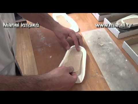 Το πελματογράφημα και ο τρόπος που κατασκευάζονται τα ορθοπεδικά πέλματα