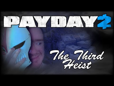 PAYDAY 2 - The Third Heist - F%$# Lamps! |