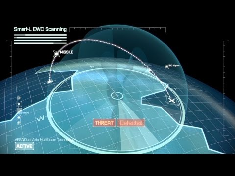 AESA radar technology animation - Thales