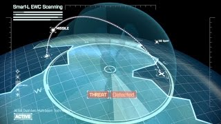 AESA radar technology animation - Thales