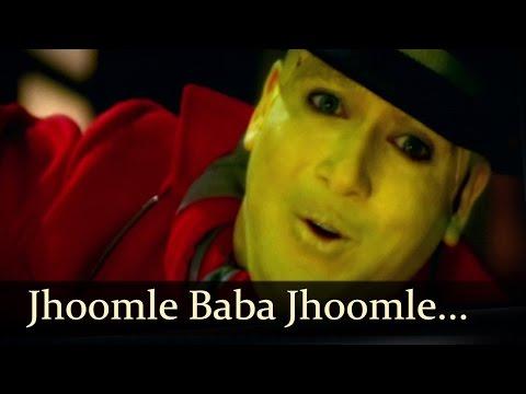 Jhoomle Baba Jhoomle - Govinda songs - Manisha Koirala - Achanak - Govinda's Dance Song