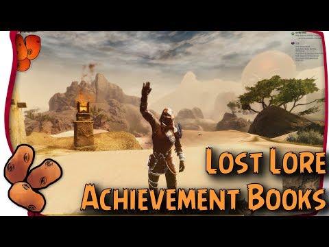 Guild Wars 2 - Lost Lore of Path of Fire | Lore Books on Vlast, The Gods, Joko & Stuff
