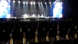 paul mccartney - 2012-03-28 - Hallenstadion - Zurich, Switzerland , Soundcheck