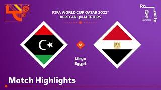 Ливия  0-3  Египет видео