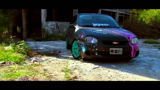 Chevrolet Corsa (Tuned car) - YouTube