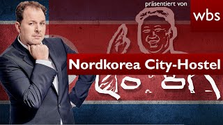 Nordkorea betreibt City-Hostel in Berlin – Ist das legal? | Rechtsanwalt Christian Solmecke