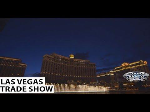 Las Vegas - Trade Show - Shoe MGK