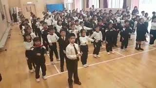 Publication Date: 2018-03-23 | Video Title: 具生命教育意義的「勵志健身舞」課間操— 生命有價 (四年級)