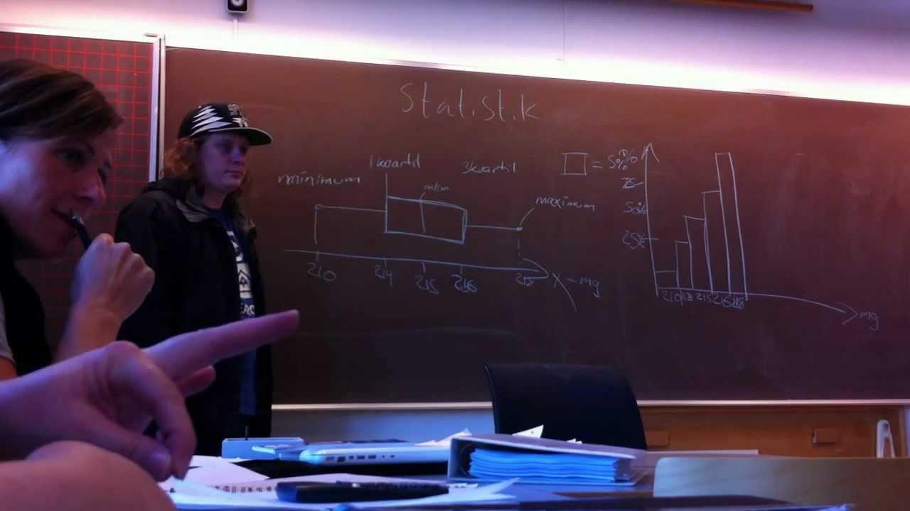 Matematik B - Statistik # 1 (Sandsynlighedsregning)