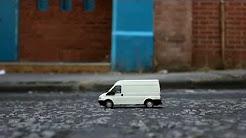 The Unluckiest Van   AXA Business Insurance