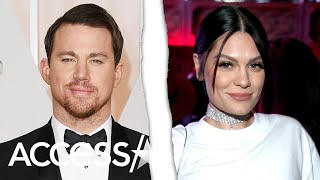 Jessie j is sharing an update about how she's doing following her split from channing tatum she shared a video on instagram showing off outfit that's cap...