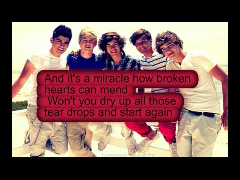 One Direction - This Is Us [LYRICS ON SCREEN]