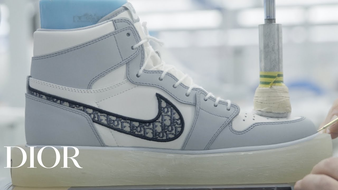 Air Dior Limited-edition Sneakers and Capsule Collection
