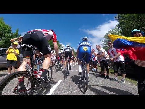 GoPro: Tour De France 2017 - Stage 13 Highlight