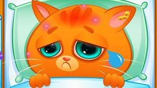 Мультик про Котика Bubbu #13 Играем в котенка Бубу! Мультфильмы для детей - виртуальный питомец