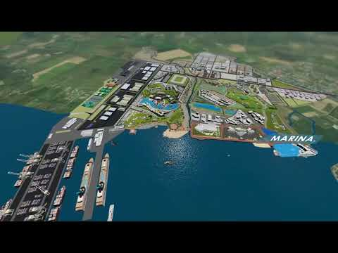 Montenegro Bay Maritime Growth Project, Bais City