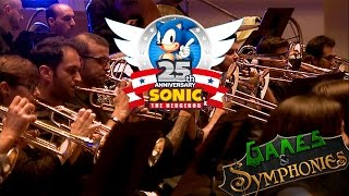 G&S - Sonic 25th Anniversary Medley