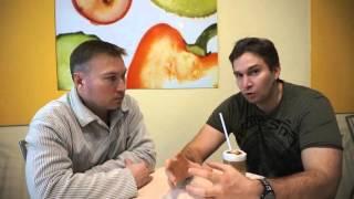 Айкидо в Омске.Интервью, тема мотивация и цели.