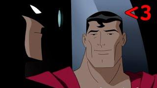 Superman Loves Batman