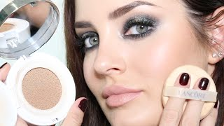 Lancome Miracle Cushion Foundation Review by Chloe Morello