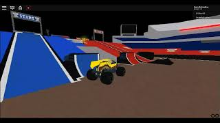 Earthshaker (Tristan Angleterre) Freestyle ROBLOX Monster Jam World Finals XX