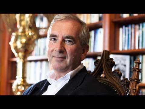 Robert Harris on his new thriller An Officer and a Spy