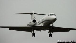 rare gulfstream aerospace g 1159a gulfstream iii n109dd landing at lga