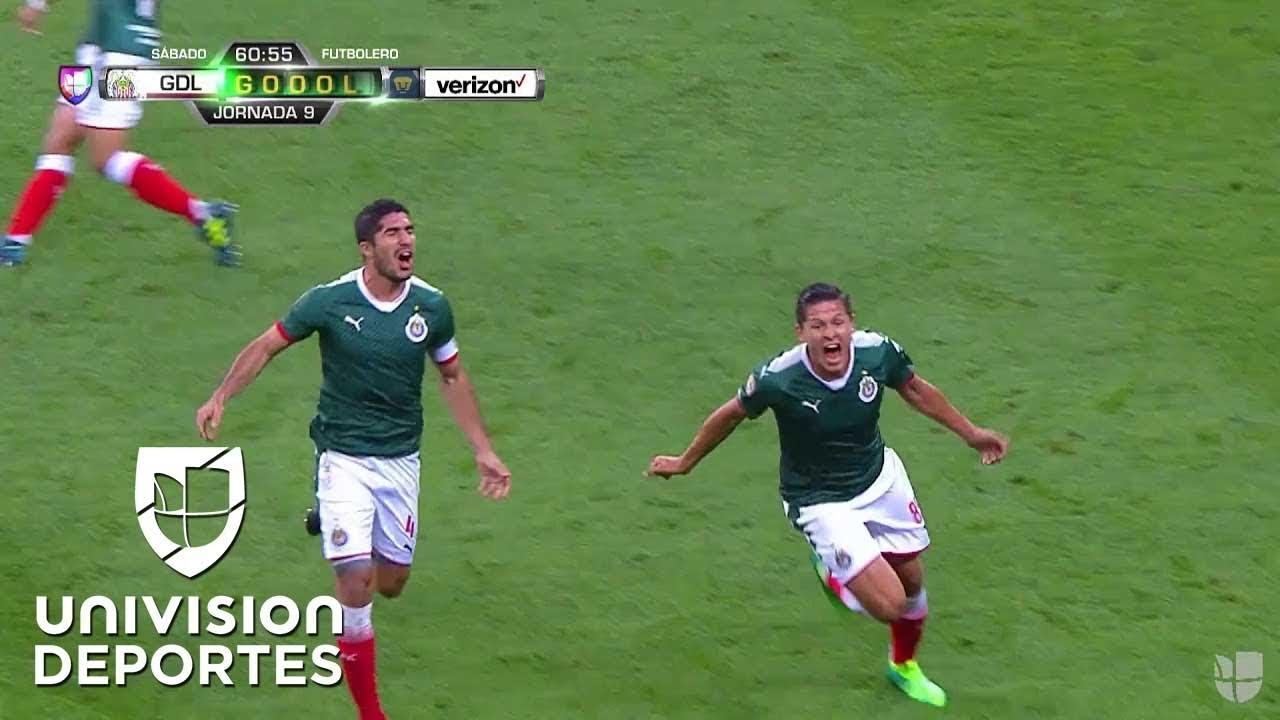 José Godínez marcó el mejor gol de la Jornada 9 del Apertura\'17 ...