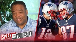 Tom Brady & Gronk grew tired of Belichick & the 'Patriot way' — Whitlock   NFL   SPEAK FOR YOURSELF