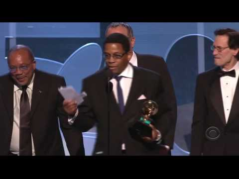 Herbie Wins Album Of The Year @ 50th Grammy Awards 2/10/08