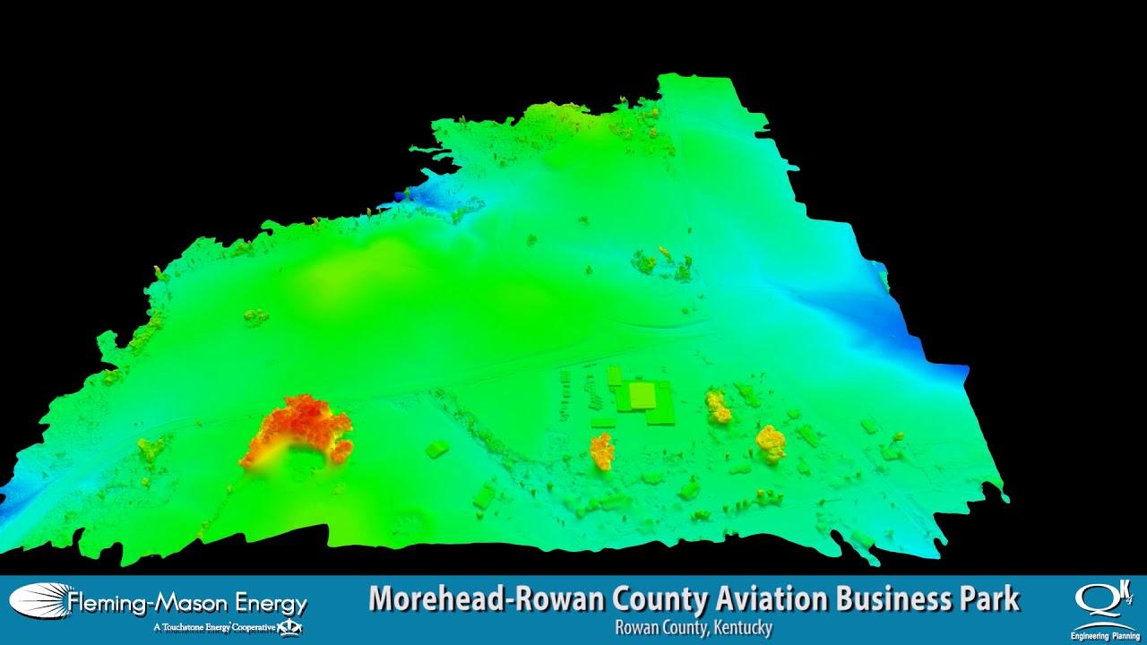 Morehead-Rowan County Aviation Business Park | Data is Power