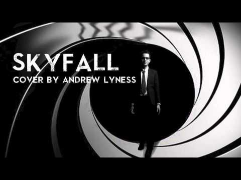Skyfall (Adele) Cover by Andrew Lyness