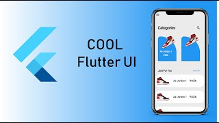 Cool Flutter UI for Shoes/Snea…