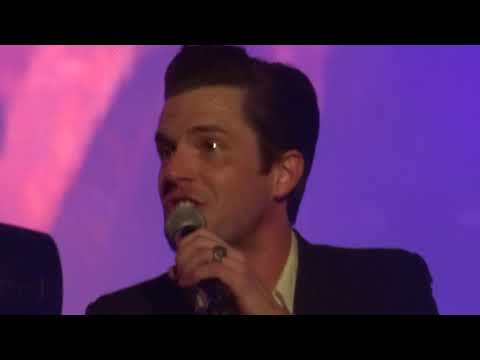 The Killers - Spaceman - Manchester, UK - Nov 13 2017
