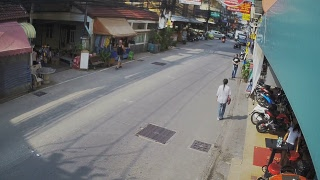 The Queen's Arms, Soi Buakhao Pattaya - Live Webcam Pattaya Thailand