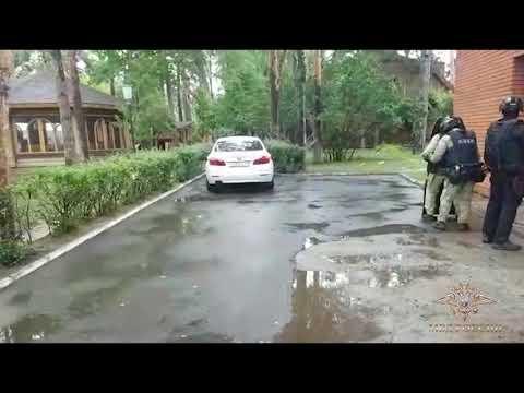 Задержание банды разбойников, Новошахтинск