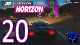 Forza Horizon Walkthrough - Part 20 - Street Race: Eagle Ridge