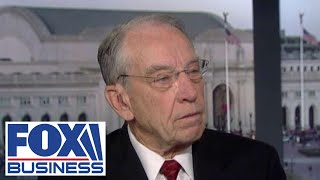 Pelosi wants the Senate to clean up the House's work: Grassley