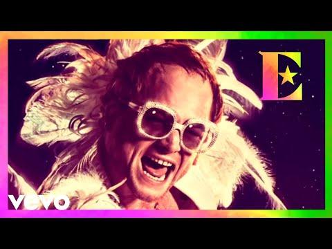 "Elton John - New Song ""(I'm Gonna) Love Me Again"" Ft. Taron Egerton"