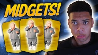 FIFA 15 - TEAM OF MIDGETS!!! Thumbnail