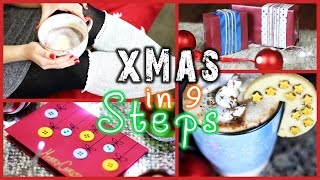 CHRISTMAS-READY IN 9 STEPS! - DIY
