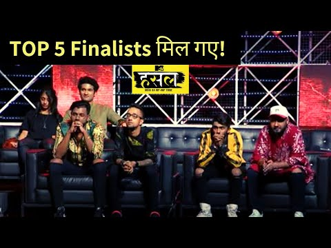 MTV Hustle TOP 5 Finalists Contestants List revealed, See Who are they!