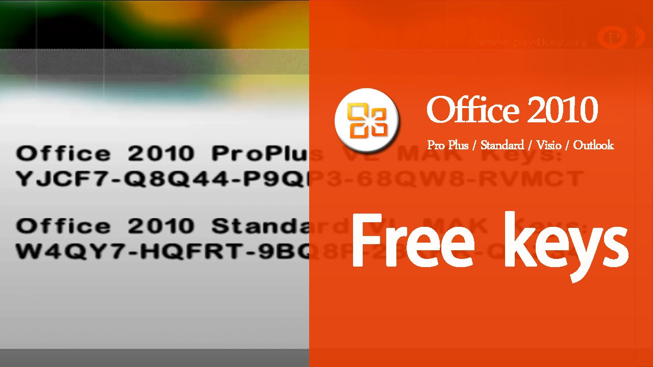 microsoft office home and student 2010 serial key free